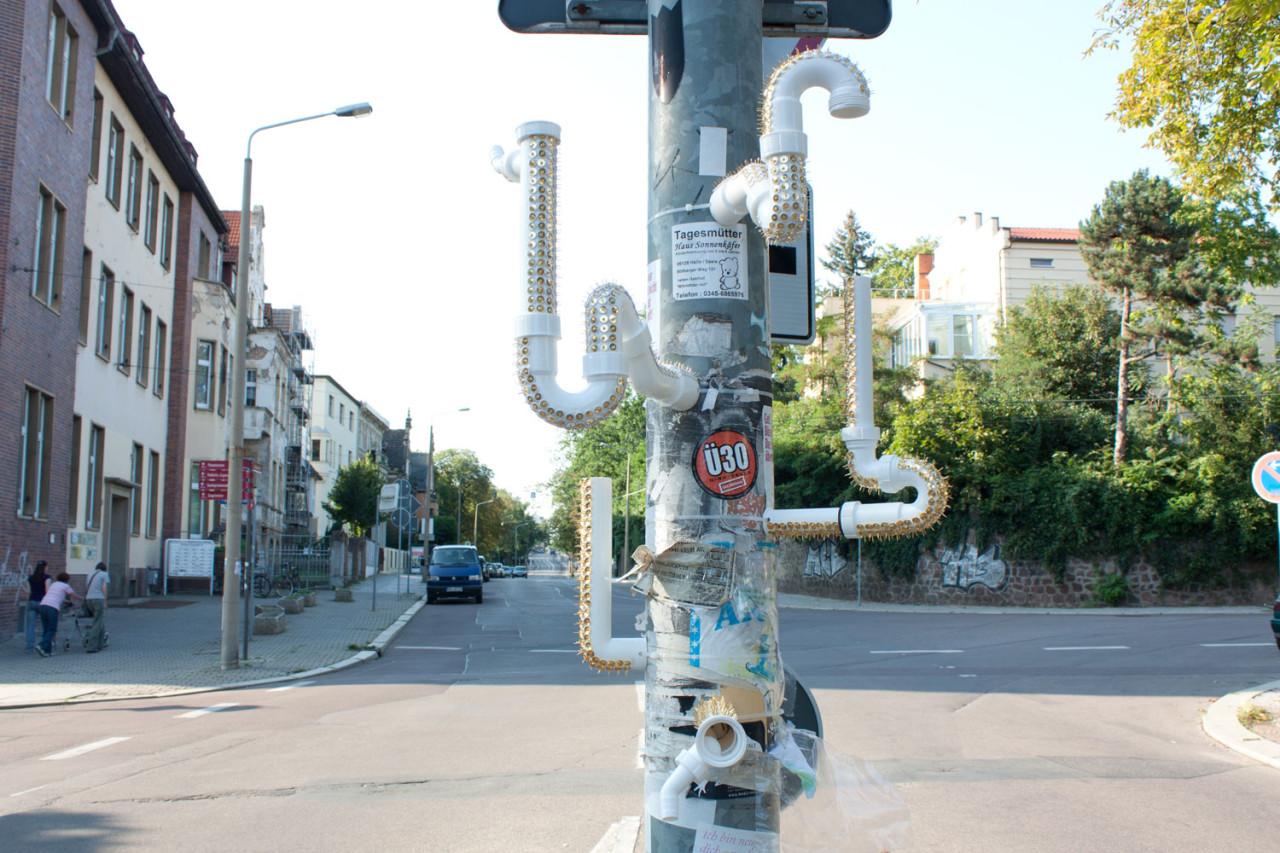 LUKAS ADOLPHI Neuwerk Ecke Mühlweg – Halle/Saale