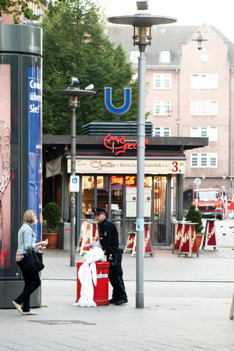LUKAS ADOLPHI Mönckebergstraße – Hamburg