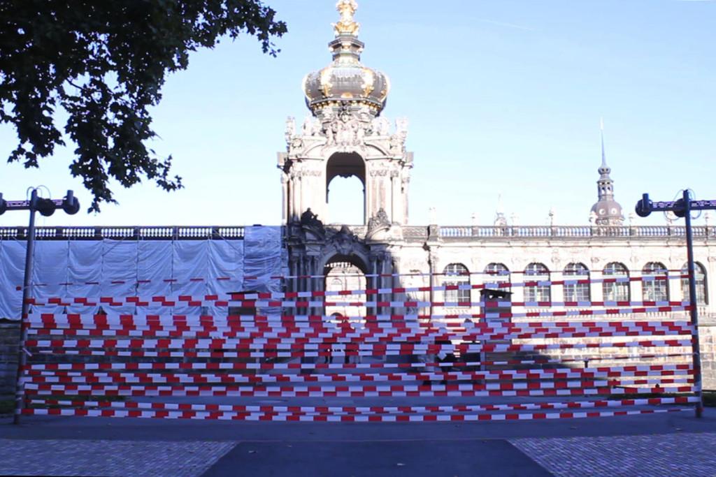LUKAS ADOLPHI Zwinger – Dresden