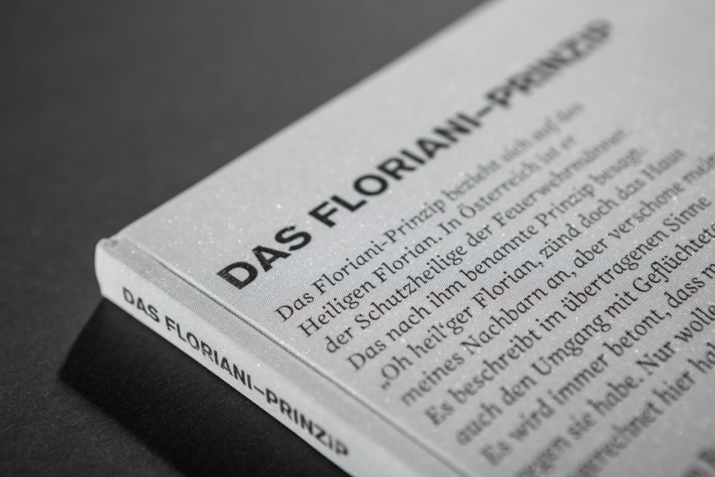 LUKAS ADOLPHI Das Floriani-Prinzip