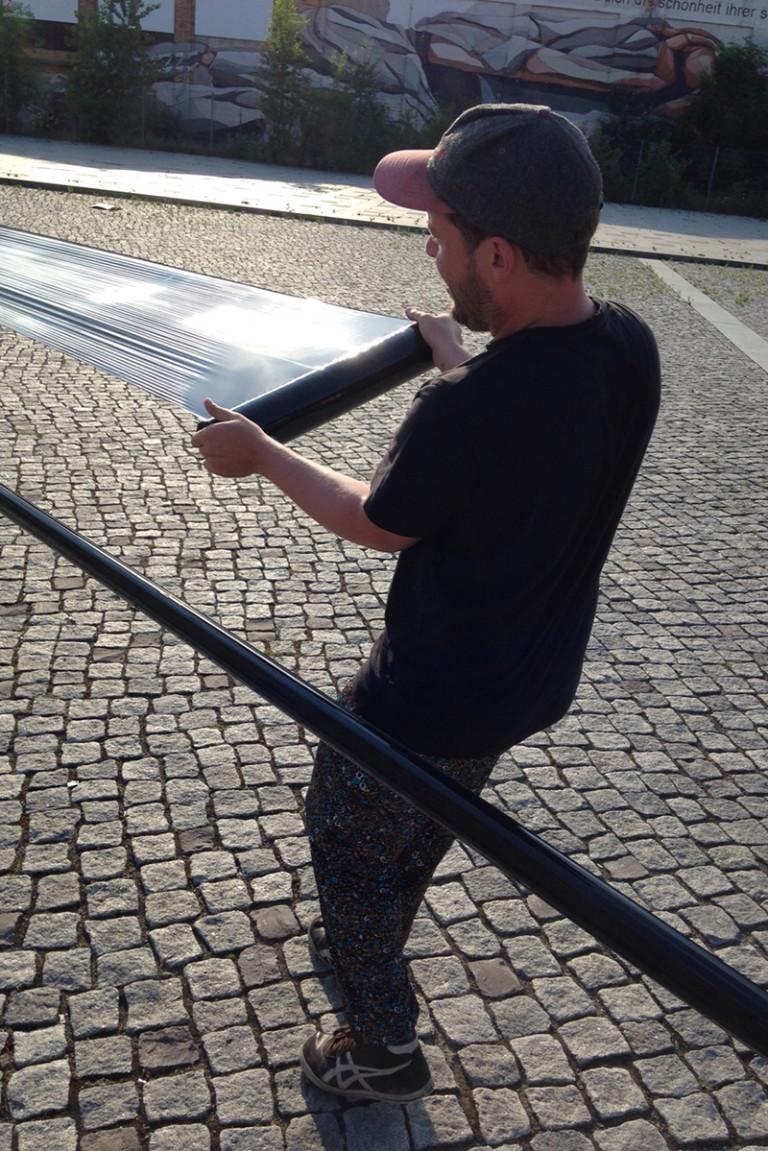 LUKAS ADOLPHI Art Spin – Berlin