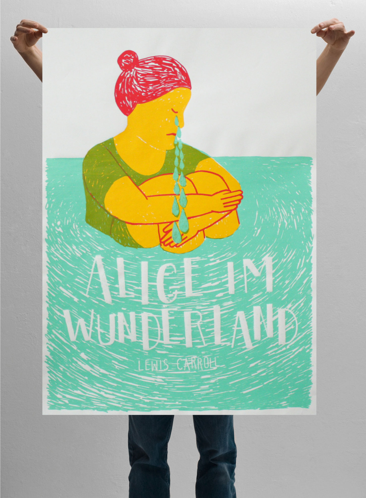 LUKAS ADOLPHI Alice im Wunderland