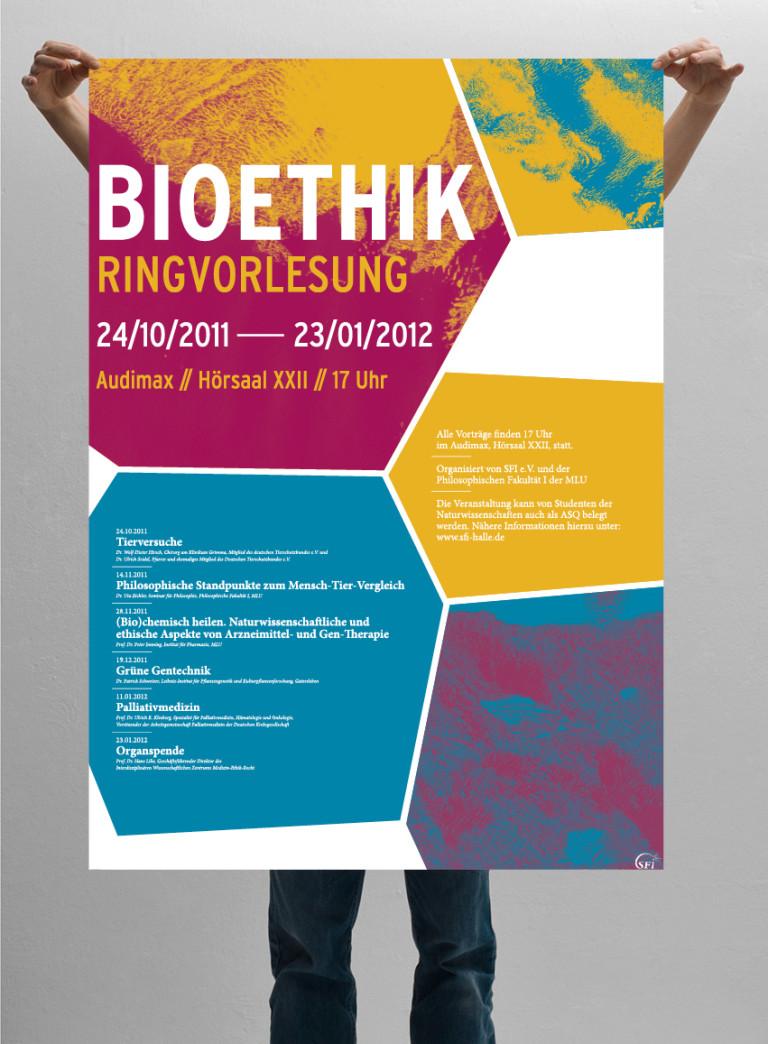 LUKAS ADOLPHI Bioethik – Ringvorlesung