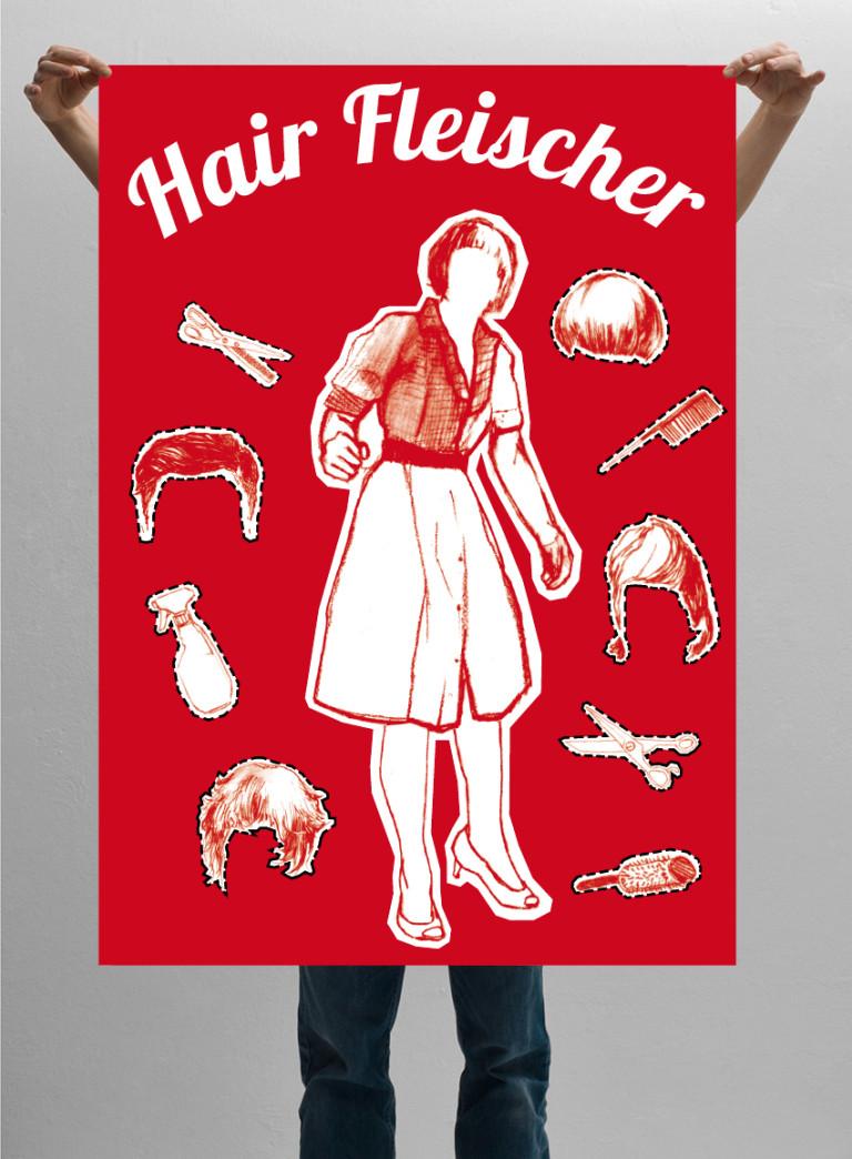 LUKAS ADOLPHI Hair Fleischer