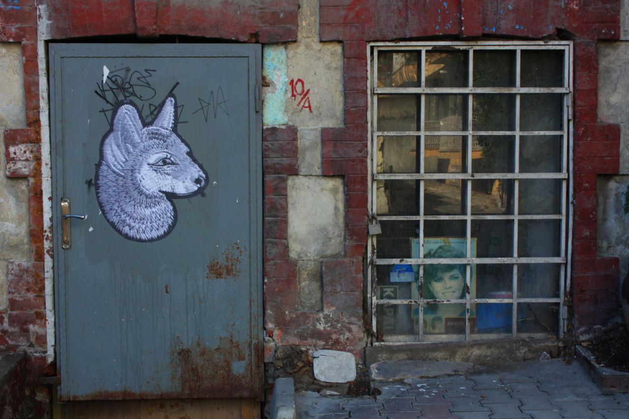 LUKAS ADOLPHI Paste Up – Istanbul